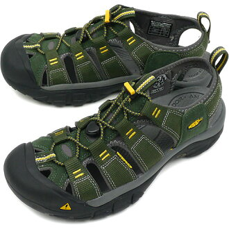 KEEN keen MENS Newport H2 Sport Sandals Newport H2 men's Forest Night/Gargoyle ( 1001925 ) fs3gm