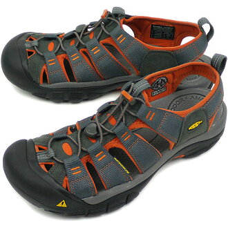 KEEN Kean MENS Newport H2 sports sandals Newport H2 men Dark Shadow/Bombay Brown (1001921 SS12)