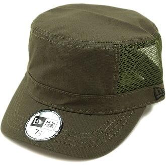 紐埃爾新紀元紐埃爾蓋 WM-01 目鴨軍帽網鴨苔蘚和黑 (N0010508/11135235) 新時代帽