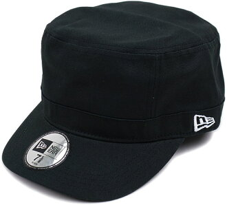 NEWERA new era Cap CAP WM-01 military Cap Black (SC N0002224) (NEW ERA) fs3gm