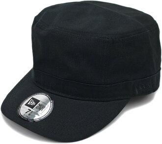 It is fs3gm (NEW ERA) NEWERA new era NEW ERA cap hat WM-01 military work cap black / black CAP (N0001178 SC)