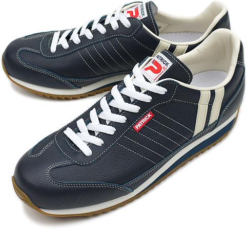 パトリック スニーカー PATRICK メンズ レディース 靴 MARATHON-L マラソン レザ...