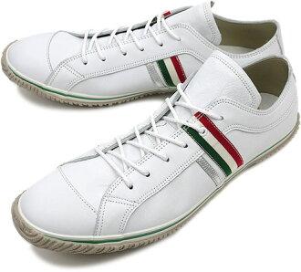 SPINGLE MOVE スピングルムーブ SPM-168 スピングルムーヴ sneakers spingle move SPM168 white / green fs3gm