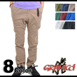 GRAMICCI pants GRAMICCI NARROW PANTS pants ナローパンツ ( 0801-NOJ FW13 ) fs3gm