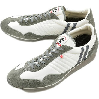 [Made in Japan] Patrick Sports Shoes STADIUM White/ Grey