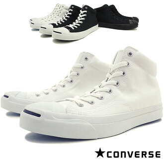 CONVERSE converse sneaker MID JACK PURCELL Jack Purcell mid black ( 32265631 )