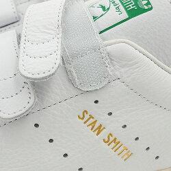 adidasOriginalsアディダスオリジナルススニーカーメンズレディースSTANSMITHCFスタンスミスコンフォートベルクロランニングホワイト/グリーン/ランニングホワイトAQ3191SS16