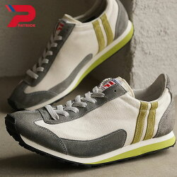 【返品送料無料】パトリックスニーカーメンズレディース靴マイアミ・キャンバスPATRICKMIAMI-CVECR(528303SS16)