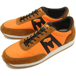 KARHUカルフスニーカー靴メンズレディースアルバトロスオレンジ/バーントオレンジ(KH802500FW15)