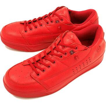 【即納】gravis グラビス メンズ レディース Tarmac DLX ターマック デラックス RED MONO 靴 (1000 SS17)【コンビニ受取対応商品】