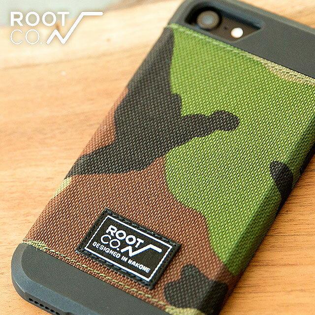 ルートコー Military Edition Shock Resist Fabric Case for iPhone 7