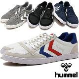 hummel ヒュンメル スニーカー 靴 メンズ レディース SLIMMER STADIL CANVAS LOW スリーマー スタディール キャンバス ロー [HM63112K]