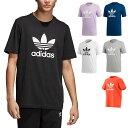 【25%OFF/SALE】adidas アディダス Tシャツ メンズ TREFOIL TEE トレフォイル Tシャツ adidas Originals アディダスオリジナルス [CW0709/EKF76 EKF75 EWD57]【ts】【e】【メール便可】