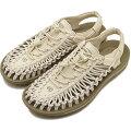 KEEN キーン ユニーク サンダル 靴 レディース W UNEEK ユニーク Whitecap/Cornstalk [1018698 SS18]