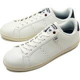 Admiral アドミラル スニーカー 靴 メンズ・レディース CAMBRIDGE ケンブリッジ White/Navy [SJAD1810-0110 SS18]