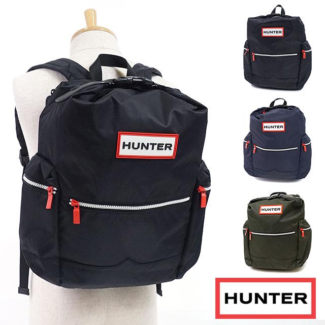 男女兼用バッグ, バックパック・リュック 12 HUNTER UBB6017ACD-BLK
