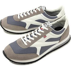 WALSH ウォルシュ UKメイド スニーカー 靴 TORNADE トルネード L.GRY/WHITE [TOR01395 SS18]