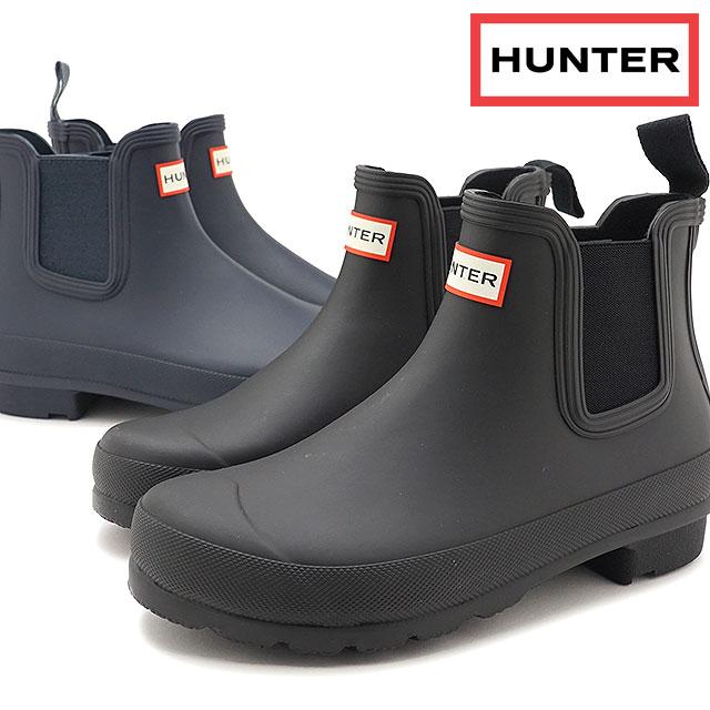 レインシューズ・長靴, ブーツ・長靴 12 HUNTER W ORIGINAL CHELSEA WFS2006RMA