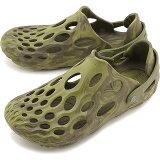 【即納】メレル MERRELL メンズ ハイドロモック MNS HYDRO MOC クロッグ ウォーター サンダル 靴 OLIVE DRAB カーキ系 [20099 SS19]