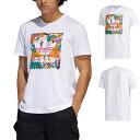 【40%OFF/SALE】アディダス スケートボーディング adidas SKATEBOARDING メンズ エッジウッド Tシャツ EDGEWOOD TEE オリジナルス Originals 半袖 [FUE42/DU8362 SS19]【メール便可】【e】【ts】