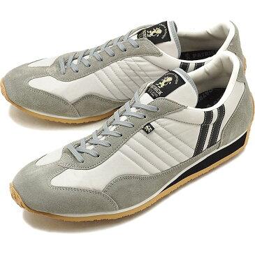 【返品送料無料】【限定復刻モデル】パトリック PATRICK スタジアム STADIUM メンズ・レディース スニーカー 日本製 靴 ホワイト/グレー S.PDNG ホワイト系 [23303]