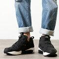 リーボック クラシック Reebok CLASSIC インスタ ポンプフューリー OG INSTAPUMP FURY OG メンズ レディース スニーカー 靴 ブラック/ホワイト ブラック系 [DV6985 FW19]