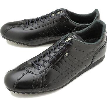【10/16限定!楽天カードで4倍】【返品送料無料】【限定復刻モデル】パトリック PATRICK シュリー ラグジュアリー SULLY-FM/LX メンズ スニーカー ビジネス 日本製 靴 BLK ブラック系 [26529]