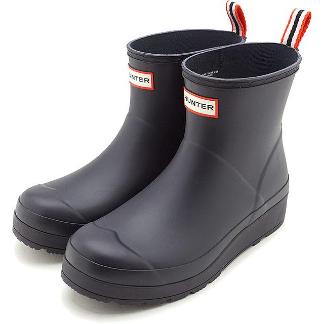 レインシューズ・長靴, ブーツ・長靴 12 HUNTER W ORIGINAL PLAY BOOT SHORT WFS2020RMA-KOM SS20 KOMBU