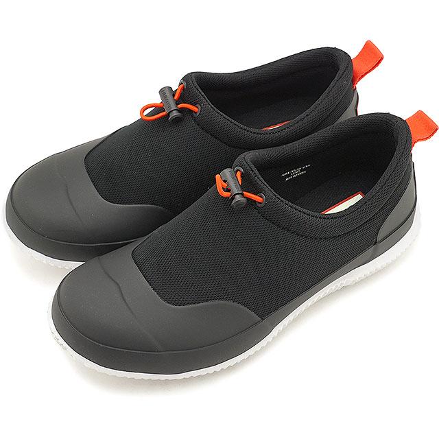 レディース靴, スリッポン 12 HUNTER W ORIGINAL MESH SHOE WFF1078NRE-BLK SS20 BLACK