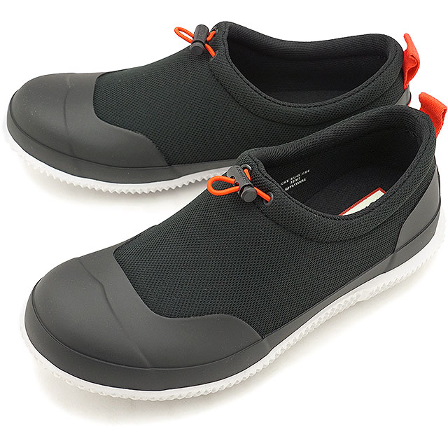 メンズ靴, スニーカー 12 HUNTER M ORIGINAL MESH SHOE MFF9112NRE-BLK SS20 BLACK