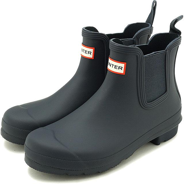 レインシューズ・長靴, ブーツ・長靴 12 HUNTER W ORIGINAL CHELSEA WFS2078RMA-NVY SS20 NAVY