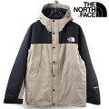 ザ・ノースフェイス THE NORTH FACE メンズ マウンテンライトジャケット Mountain Light Jacket [NP11834-MN SS21] TNF アウター ゴアテックス 防水 ナイロン ミネラルグレー