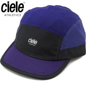 【楽天カードで3倍】シエル CIELE ALZキャップ SC アスレチックススモール ALZ Cap SC - Athletic Small [5041056-02 SS21] メンズ・レディース フリーサイズ 帽子 スポーツ アウトドア サイクルキャップ Pinot パープル系