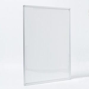 LEDライトパネルB1サイズフレーム色シルバー