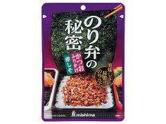 【三島食品】のり弁の秘密  かつおふりかけ 赤しそ 20g