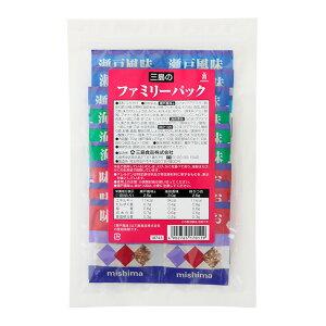 ファミリーパック3種×各10袋