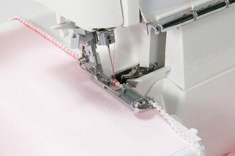 JUKI ( Juki ) accessories overlook sewing machines with a Pearl presser foot ★ A 9870-634-0 A0A ☆