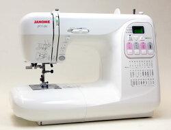 【新製品】ジャノメコンピューターミシン「JP710N」【送料無料】【5年保証】【楽ギフ_のし宛書】【あす楽】
