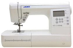 ジューキ(JUKI)コンピュータミシン「HZL-G100」【送料無料】【5年保証】【楽ギフ_のし宛書】