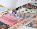 ブラザーミシン家庭用ミシン専用実用縫い押さえ『透明ジグザグ押え』 【F022】【垂直釜ミシン用】