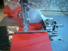 【中古】DSK ギャザータッカーアタッチメントギャザ取りテープ幅:45mm