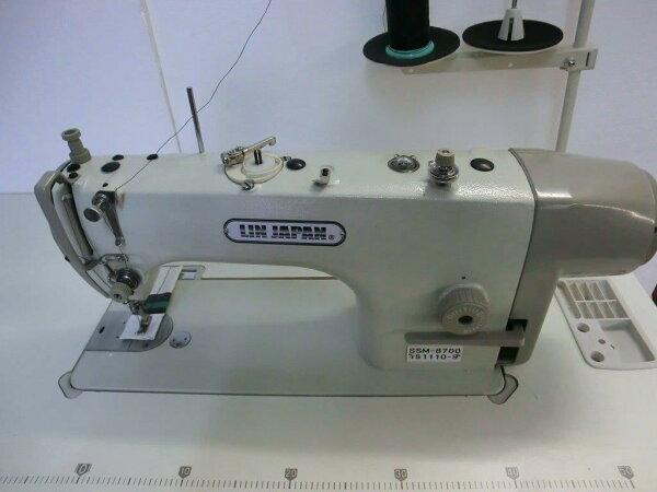 【新品】1本針針送り機構付き本縫いミシンモデルNO−SSM−SL−8700型