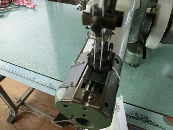【】関西スペシャル2本針扁平縫いミシンモデルNO−DVC-202型