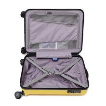 ブリックス BRIC'S RICCIONE TROLLEY 軽量 キャリーケース 4輪 スーツケース 43L(3〜5泊向け) イエロー [メンズ] [レディース] BRE08027 024【通常価格35,140円→SALE価格19,990円】