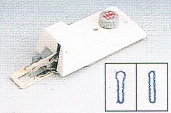 ベビーロックミシン(ジューキ)コンパニオン【ボタン穴かがり器】【代引き決算不可】