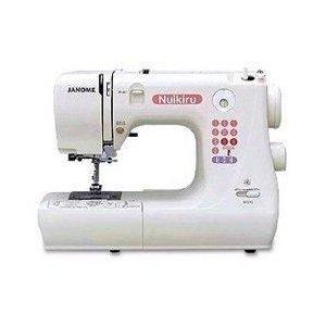 ジャノメコンパクトミシン・縫い切るN515型