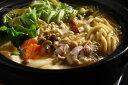 素朴で温かい、それぞれの素材のおいしさがたくさん浸みこんだ味噌鍋です。味噌鍋セット(2名様)