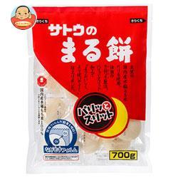 【送料無料】【2ケースセット】サトウ食品 サトウのまる餅 パリッとスリット 700g×10袋入×(2ケース) ※北海道・沖縄は別途送料が必要。