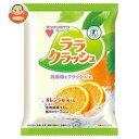 マンナンライフ 蒟蒻畑 ララクラッシュ オレンジ味【特定保健用食品 特保】 24g×8個×12袋入