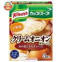 味の素 クノール カップスープ クリームオニオンポタージュ (17.9g×3袋)×10箱入